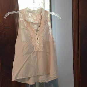 Pins and Needles sleeveless blouse